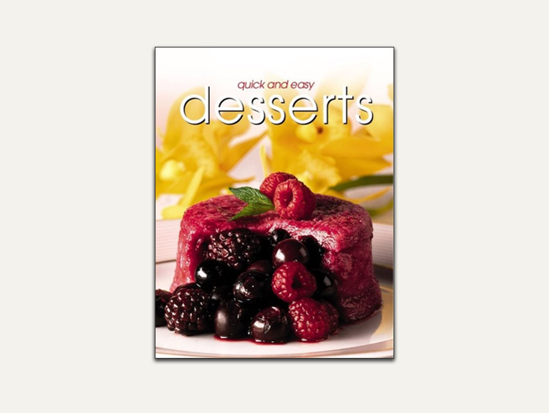 Download this free eCookbook to learn how to make desserts that are the perfect ending to any meal!