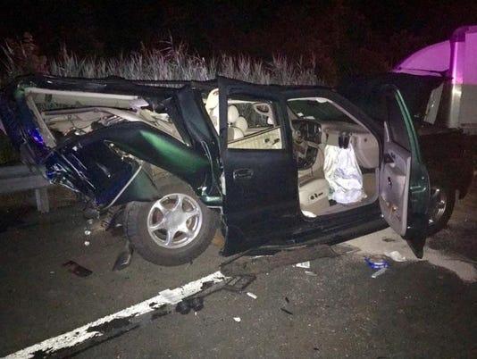 Fatal Interstate 684 crash
