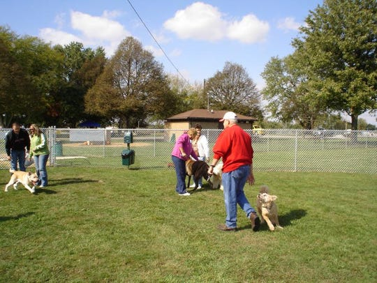 Kaufman Dog Park