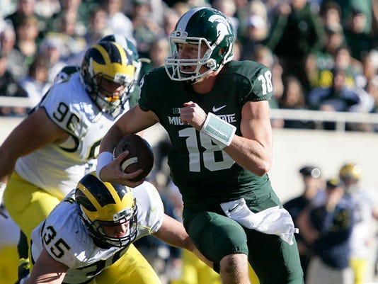 Connor Cook, Joe Bolden