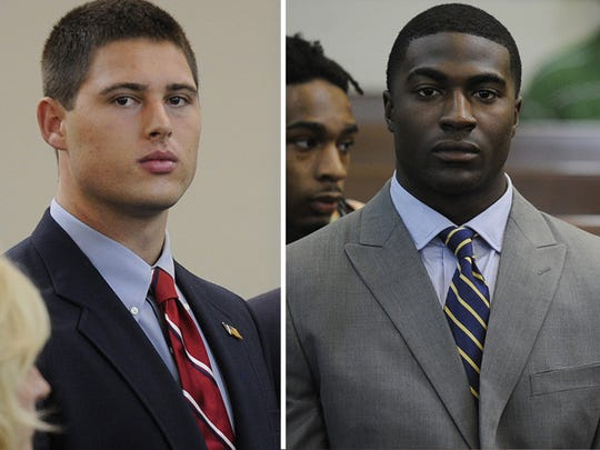 Brandon Vandenburg and Cory Batey.