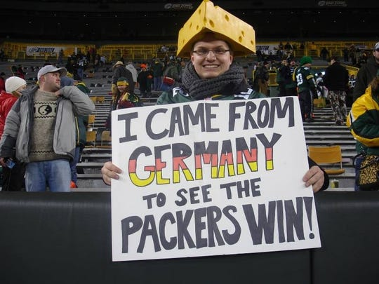 While studying at Oshkosh North High School in 2005, Maik Korolczuk became a huge fan of the Green Bay Packers.