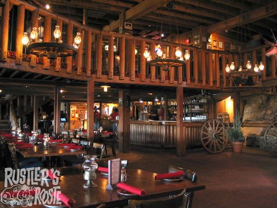 Rustler's Rooste: Dine in from 11 a.m. to 8 p.m. with a meal that serves six to eight people. DETAILS: 8383 S. 48th St., Phoenix. 602-431-6474, rustlersrooste.com.