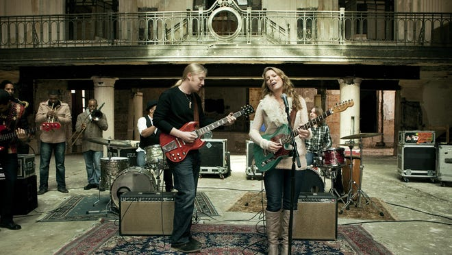 The Tedeschi Trucks Band will play Freedom Hill on July 31.