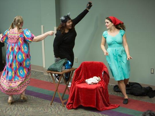 Centenary College's Spotlight on Opera performers present