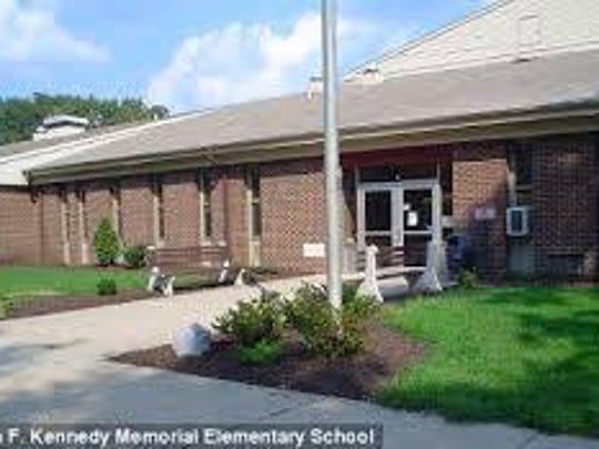 JFK Memorial Elementary School today in West Berlin, Berlin Township