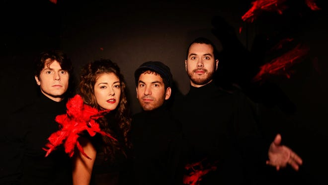 The Center for the Arts in Homer will hosting a Halloween masquerade party Saturday featuring Caravan Thieves.