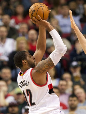 LaMarcus Aldridge and the Blazers have won four in