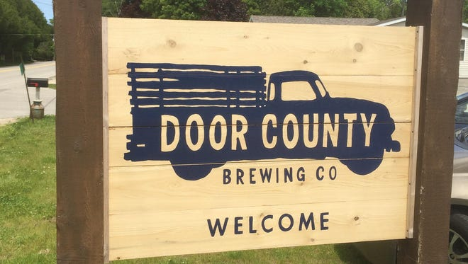 The McMahon family bottles the essence of Door County in their beer