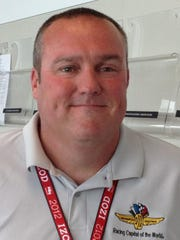 Mark Jaynes will be the new voice of the Indy 500.