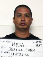 Joshua John Untalan Mesa