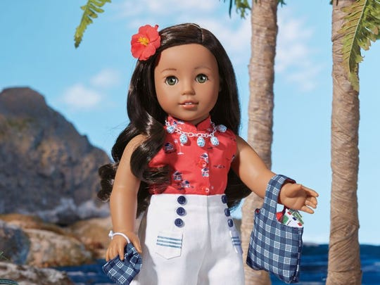 This fall, American Girl releases Native Hawaiian Nanea