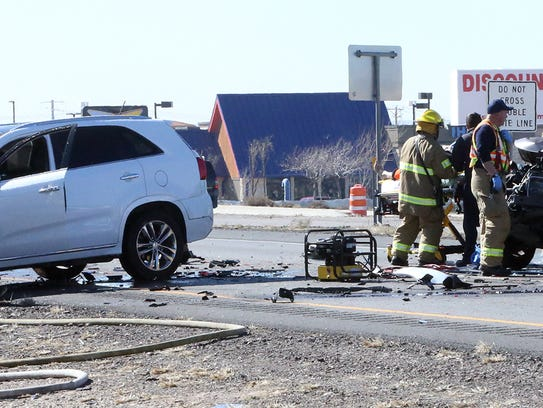 Car Accident El Paso Tx Today