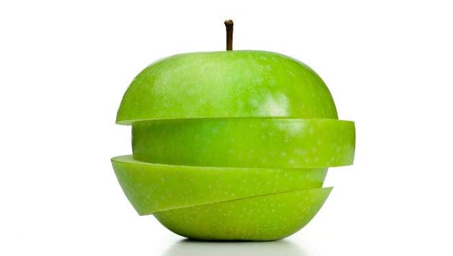 If you want to buy and eat foods with only one ingredient, an apple is a great place to start.