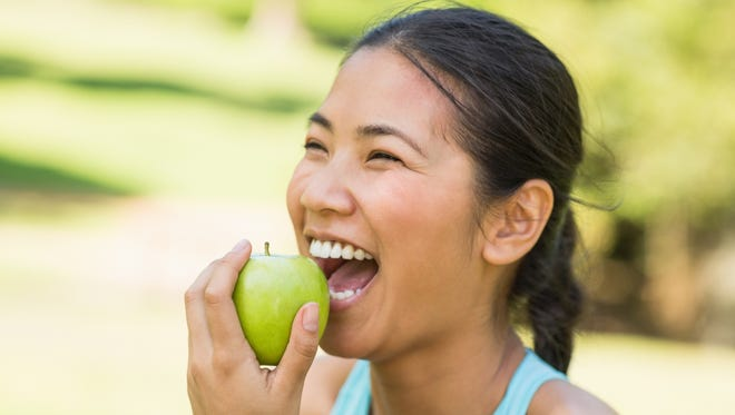 Improving overall health and wellness includes nutrition, exercise, quality sleep and stress management.