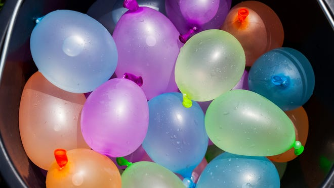 Our Jackson Home magazine plans a water balloon fight for Sunday as part of celebrating Jackson.