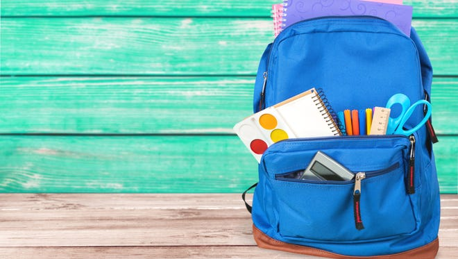 Find out where to get free school supplies.