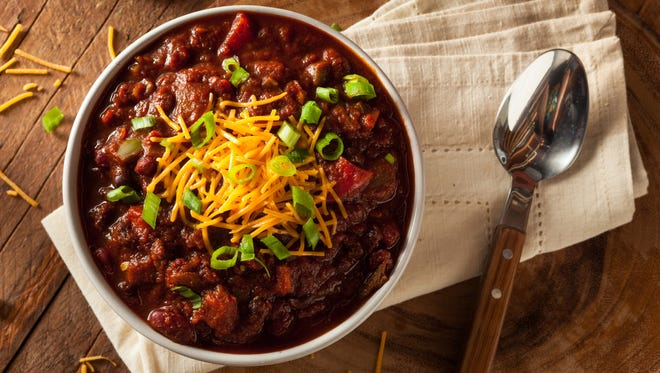 October is National Chili Month and all eyes are on Texas where this all-American dish originated.
