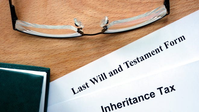 Even though your inheritance is under the set amount for estate tax there may be other taxes that is not immune to. Matt Wallace explains some of them.