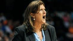 Anne Donovan was the first woman to coach a WNBA team