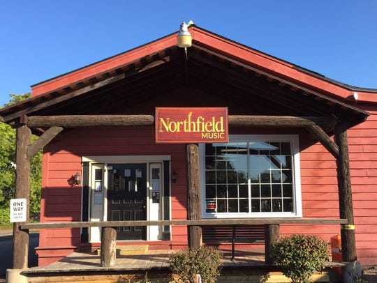 Northfield Music family business, located in Pittsford.