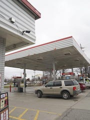 The Speedway gas station site at Ford and Canton Center is getting a makeover.