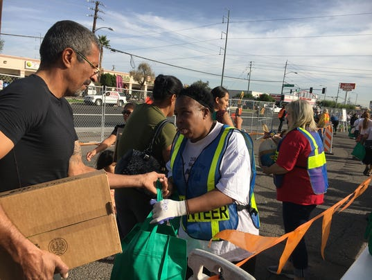st. mary's food bank thanksgiving turkey donations