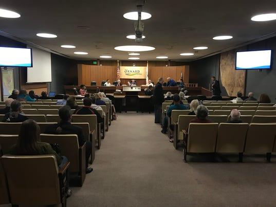 Oxnard city council