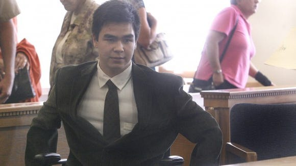 Former Augustana student Koh Tsurata was expelled by