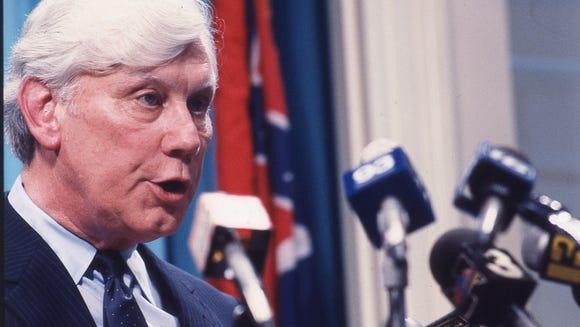 Governor Bill Allain
