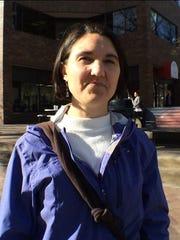 Karla Stoltzfus Detweiler, a pastor of community life