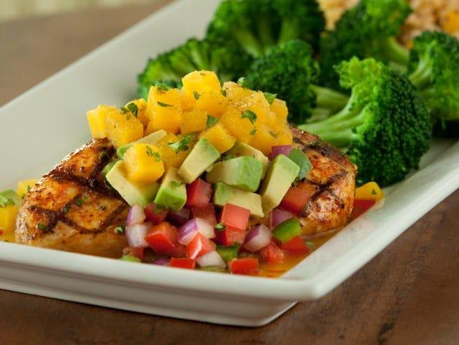 Chili's - Mango-Chile Chicken