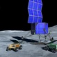 State invests in commercial lunar lander firm, horizontal launcher