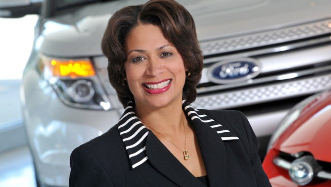 Felicia Fields, group vice president, Human Resources and Corporate Services, at Ford Motor Company.