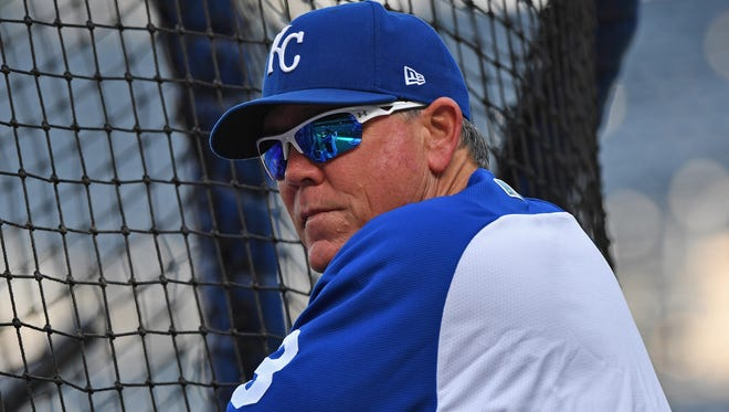 Kansas City Royals manager Ned Yost was more seriously injured in his fall from a tree stand than originally thought.