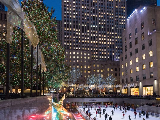 Rockefeller Center Holidays