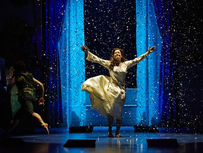 Finding Neverland Gammage