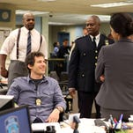 Andy Samberg and Andre Braugher star in Fox's cop comedy  'Brooklyn Nine-Nine.'