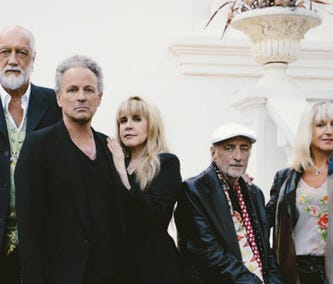 Front-Row Seat: Fleetwood Mac begins  tour