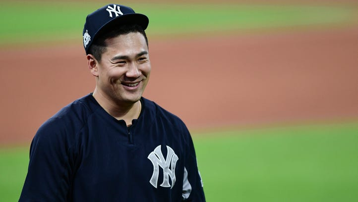 Masahiro Tanaka was added to the ALDS roster and will