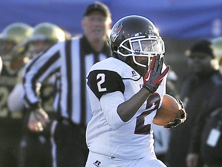 Pearl-Cohn junior Jimmyrious Parker compiled 1,583 all-purpose yards and 10 touchdowns in helping the Firebirds to the Class 4A state championship game last season.