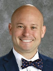 Kyle Lichey has been named principal at Union Elementary