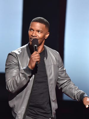 Jamie Foxx caused a stir with fans when he joked about Bruce Jenner's transition to female.