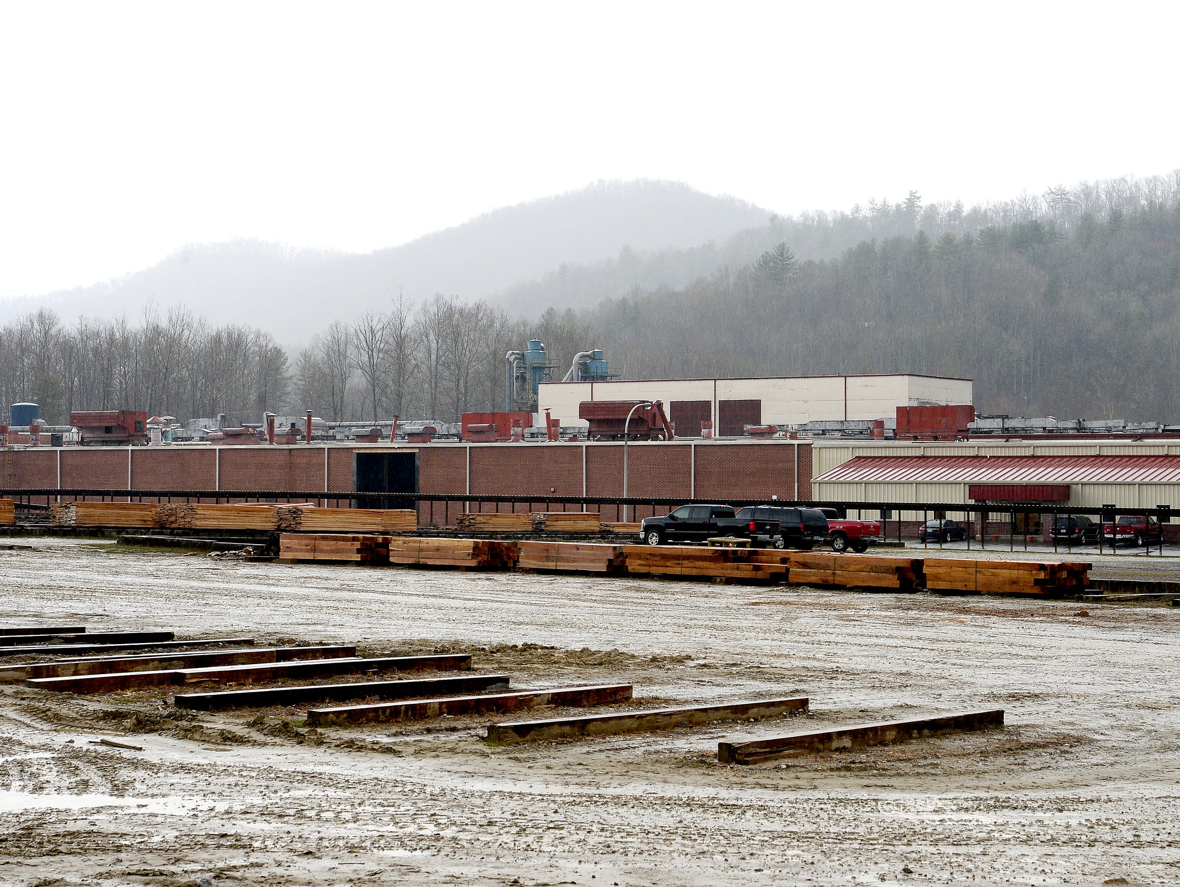 The Stanley Furniture plant in Robbinsville was once