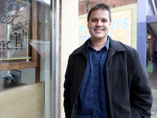 Travis Oefelein invites music lovers to stop by Gracewinds