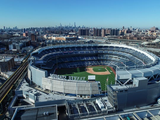 There are plans to turn the Yankee Stadium parking lot into a site for drive-in movies and music festivals this summer.