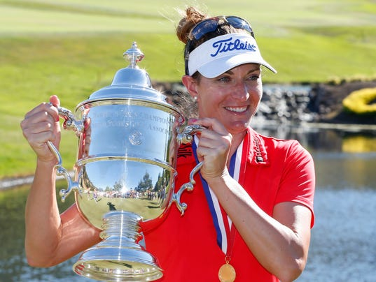 USP LPGA: U.S. WOMEN'S OPEN - FINAL ROUND S GLF USA CA