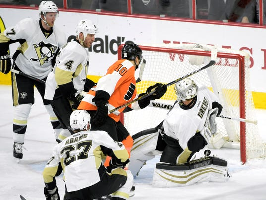 pens game today time
