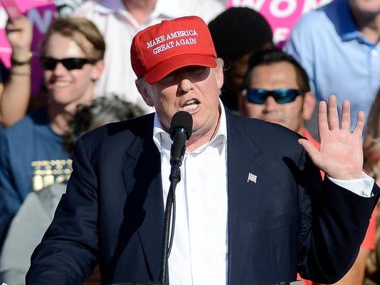 Election 2016: Donald Trump in Orlando