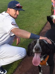 The Somerset Patriots will host Bark in the Park at TD Bank Ballpark in Bridgewater on Monday, July 23,for the team's 7:05 p.m.game against the Southern Maryland Blue Crabs.